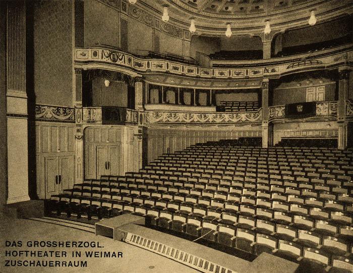The Hector Berlioz Website Berlioz In Germany Weimar 5