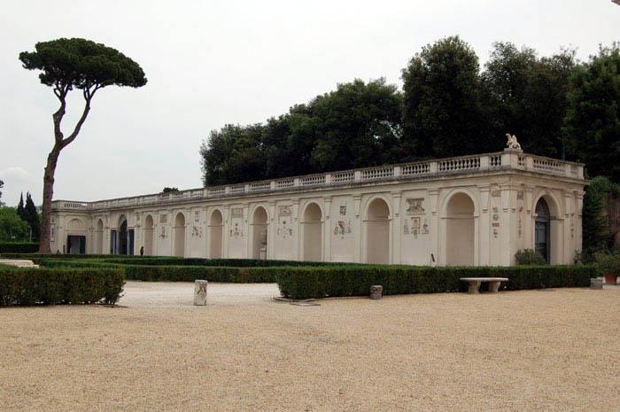 Villa Medici the hector berlioz website berlioz in italy rome villa medici 15