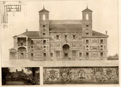 The hector berlioz website berlioz in italy rome villa medici - Villa medicis rome chambres ...