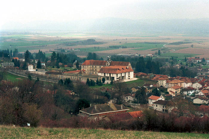 The Hector Berlioz Website La C Te Saint Andr Town 3