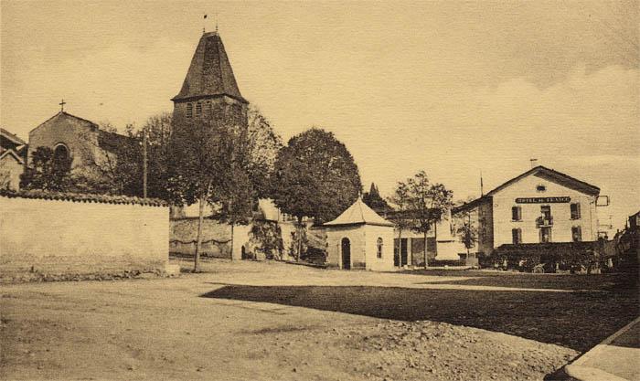 The Hector Berlioz Website La C Te Saint Andr Place