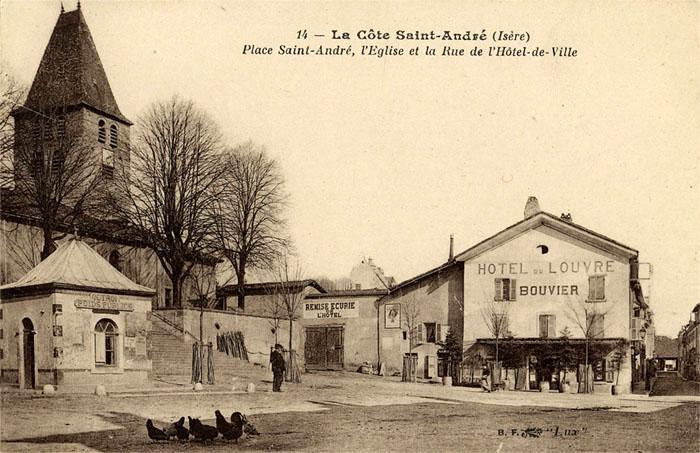 Site hector berlioz la c te saint andr place saint andr 3 for Piscine la cote st andre
