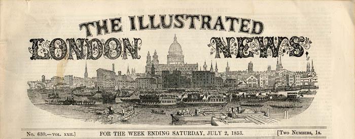 Illustrated London News, 2 July 1853, No. 630, Vol. XXII., p. 530