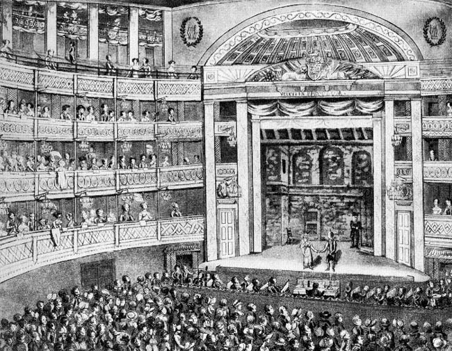 a history of theater in the western world Greek influence on western culture from enormous amount of impact on culture in the western world named the father of history.