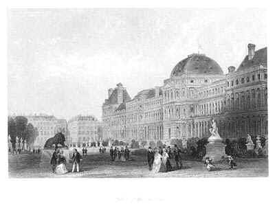 Site hector berlioz berlioz paris palais des tuileries for Jardin 19eme siecle