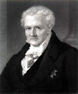 Resultado de imagen de alexander von humboldt
