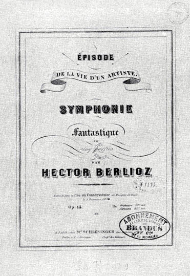List of compositions and literary works by Hector Berlioz