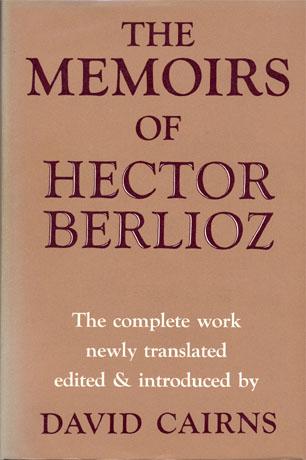 The Hector Berlioz Website - Champions: David Cairns