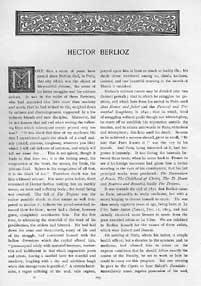 The Hector Berlioz Website - Hector Berlioz by Adolphe Jullien